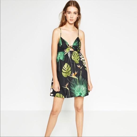 Tropical Dresses